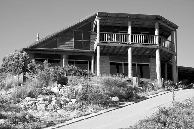 CGT Holiday House BW